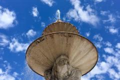 Residenzbrunnen I