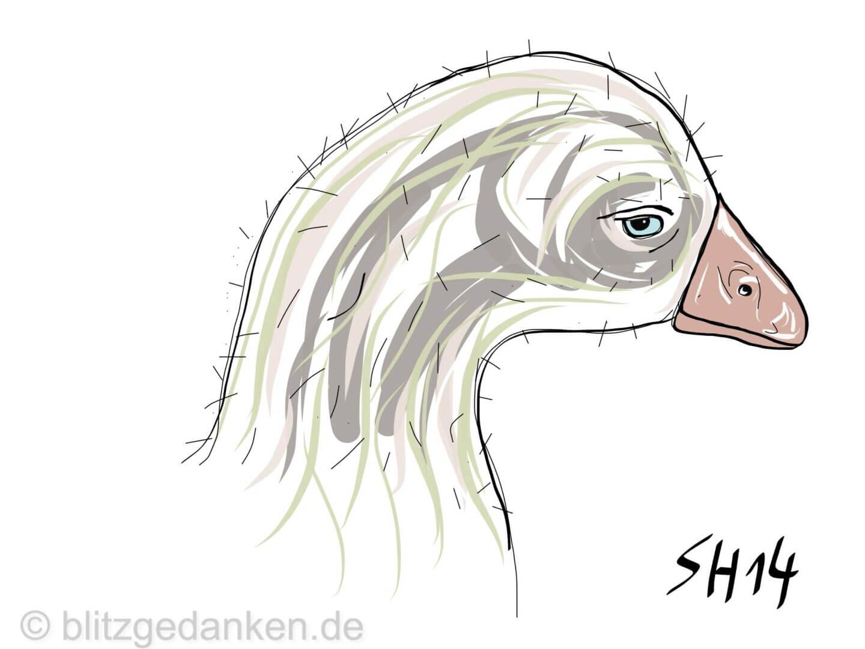 goose-child