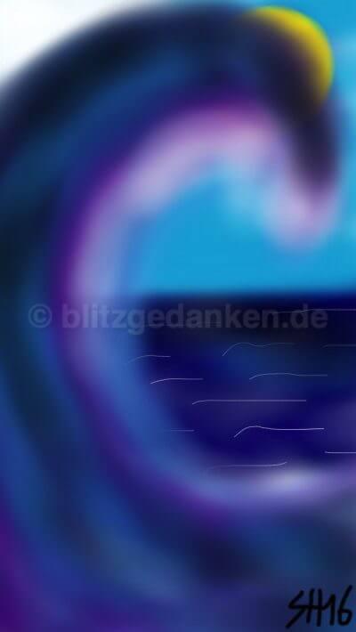 Eine Welle