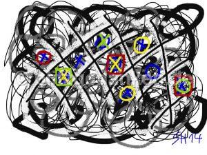 Computermalerei