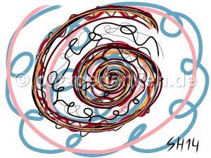 Computermalerei, abstrakt