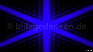 blue-diffractionpattern-triangle