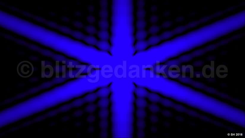beugung am Dreieck