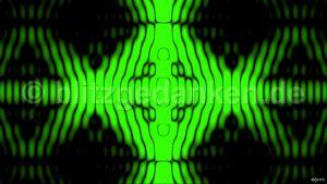 Beugungsbild (grün)