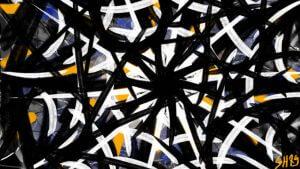 Zehnfach Symmetrie