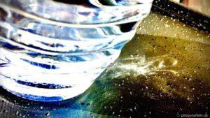 Ursache und Wirkung: Reflexionen - ein Lichtspiel