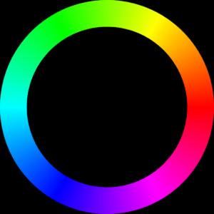 Farben: Teil der Spektralmathematik