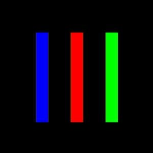 aller guten Dinge sind drei - Farben